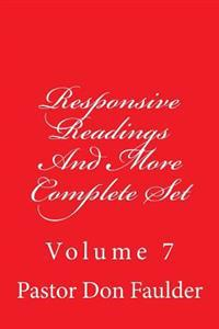 Responsive Readings and More: Complete Set