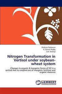 Nitrogen Transformation in Vertisol Under Soybean-Wheat System