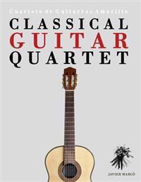 Classical Guitar Quartet: Cuarteto de Guitarras Amarillo