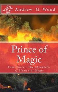 Prince of Magic: Book Three: The Chronicles of Elemental Magic