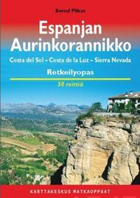 Espanjan aurinkorannikko retkeilyopas
