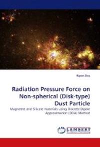 Radiation Pressure Force on Non-Spherical (Disk-Type) Dust Particle