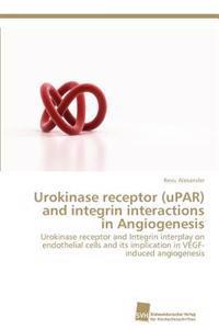 Urokinase Receptor (Upar) and Integrin Interactions in Angiogenesis