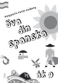Öva din spanska åk 9, 5-pack - Träningsmaterial i spanska, 5-pack