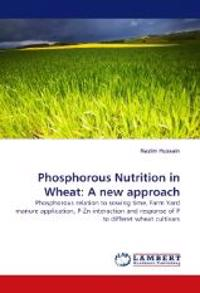 Phosphorous Nutrition in Wheat