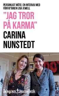 """""""Jag tror på karma"""" : Personligt möte: En intervju med författaren Lisa Jewell"""