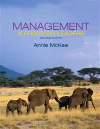Management: A Focus on Leaders Plus 2014 Mymanagementlab with Pearson Etext -- Access Card Package