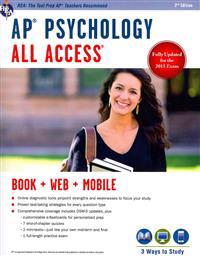 AP(R) Psychology All Access Book + Online + Mobile