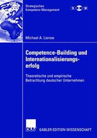 Competence-Building und internationalisierungserfolg