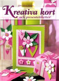 Kreativa kort och presentetiketter