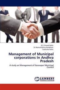 Management of Municipal Corporations in Andhra Pradesh