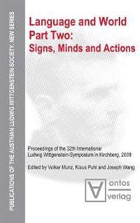 Signs, Minds and Actions