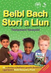 Beibl Bach Stori a Llun - Testament Newydd
