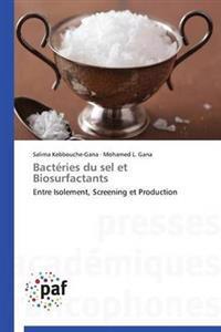 Bact�ries Du Sel Et Biosurfactants