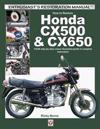 How to Restore Honda Cx500 & Cx650