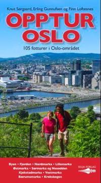 Opptur Oslo; 105 fotturer i Oslo-området
