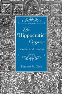 The `Hippocratic' Corpus