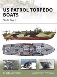 US Patrol Torpedo Boats, World War II
