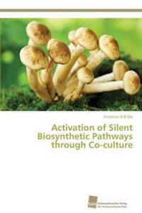 Activation of Silent Biosynthetic Pathways Through Co-Culture