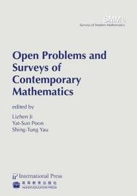 Open Problems and Surveys of Contemporary Mathematics