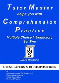 Tutor master helps you with comprehension practice - multiple choice introd