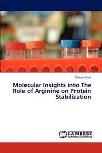 Molecular Insights Into the Role of Arginine on Protein Stabilization