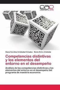 Competencias Distintivas y Los Elementos del Entorno En El Desempeno