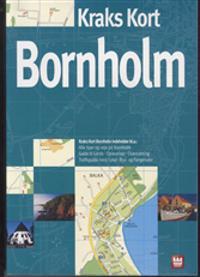 Kraks kort Bornholm