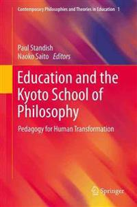 Education and the Kyoto School of Philosophy