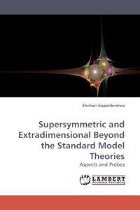 Supersymmetric and Extradimensional Beyond the Standard Model Theories