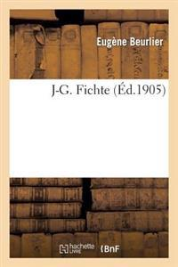 J-G Fichte