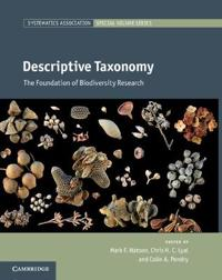 Descriptive Taxonomy
