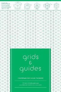 Grids & Guides: 3 Notepads for Visual Thinkers
