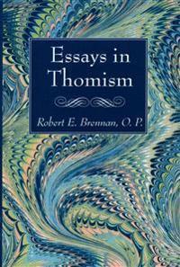 Essays in Thomism