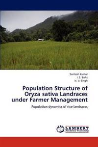 Population Structure of Oryza Sativa Landraces Under Farmer Management