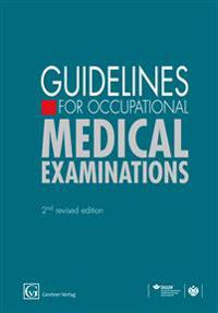 Guidelines for Occupational Medical Examinations