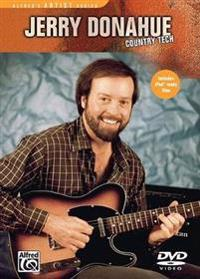 Jerry Donahue -- Country Tech: DVD