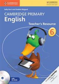 Cambridge Primary English Stage 6 Teacher's Resource Book
