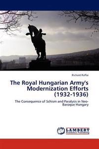 The Royal Hungarian Army's Modernization Efforts (1932-1936)