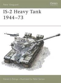 Josef Stalin Heavy Tanks, 1944-94