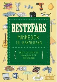 Bestefars minnebok til barnebarn