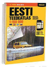 REGIO EESTI TEEDEATLAS 2014-2015