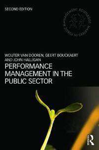 Performance Management in the Public Sector