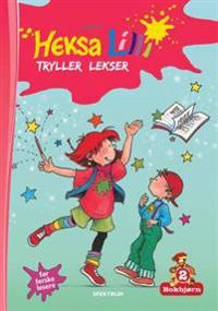 Heksa Lilli tryller lekser