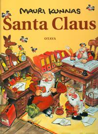 Santa Claus (Joulupukki, engl.kielinen)