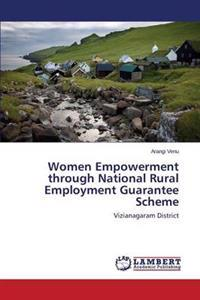 Women Empowerment Through National Rural Employment Guarantee Scheme