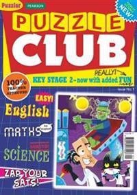 Puzzle Club issue 1