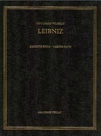 Gottfried Wilhelm Leibniz. S�mtliche Schriften Und Briefe, Band 4, 1670-1673. Infinitesimalmathematik