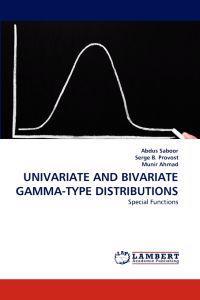 Univariate and Bivariate Gamma-Type Distributions