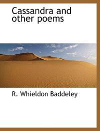 Cassandra and Other Poems